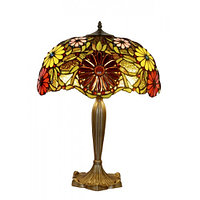 Настольная лампа тиффани, Инфигения, фото 1