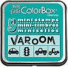 Набор мини штампов КолорБокс (MY FIRST COLORBOX) - MOVIN' (мовин)