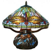 Настольная лампа тиффани, Аглая