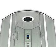 Душевая кабина ER4320T-W3 1200*1200*2180 высокий поддон, светлое стекло