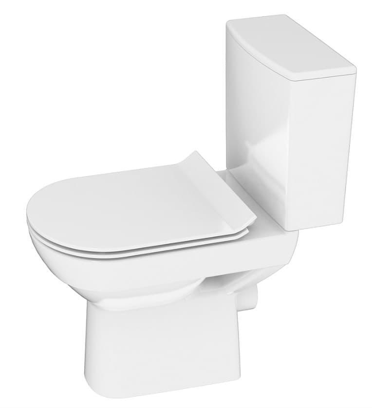Компакт: CITY NEW CLEAN ON 011 3/5 дюр.slim, lift. e-off, белый, Сорт1