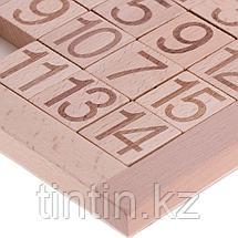 Настольная игра - Пятнашки (16х16х1,5см), фото 3