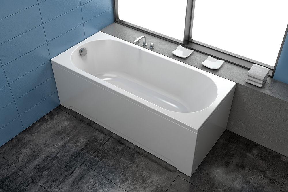 Ванна акриловая Kolpa San TAMIA 180x80  (1W28) + каркас Tamia 180x80