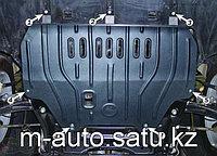 Защита картера двигателя и кпп на Nissan Almera N15/Ниссан Альмера N15 1995-2000, фото 1