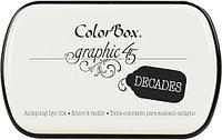 Чернильная подушечка винтажная ( Graphic 45 Decades) - PHOTOGENC (фотогеничный)