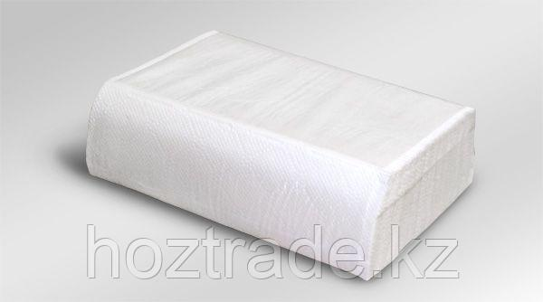 Полотенце бумажное Z - сложения (200 шт) для диспенсеров