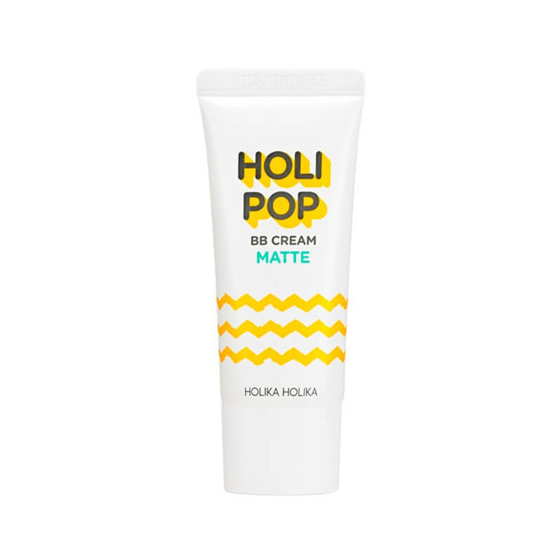 Holika Holika Holi Pop BB Cream SPF30 PA++ - Тональный BB крем SPF30 PA ++