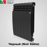 Радиатор Royal Thermo биметаллический BiLiner 500  Noir Sable черный