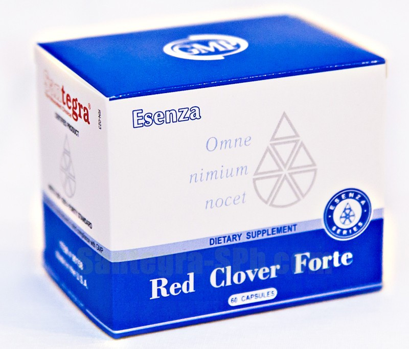 Red Clover Forte (60)