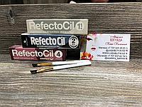 Краска для бровей и ресниц RefectoCil №2 Иссиня Черная, 15 мл