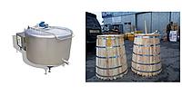 Линию по изготовлению и разливу в ПЭТ-тары, Стекла-тары, укупорки, этикетировки, и упаковки, 300 л/смену