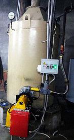 Газовый Паровой котел КОП500Г с газовой горелкой