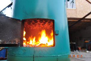 Газовый Паровой котел КОП50Г, фото 2