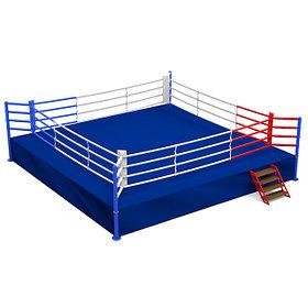 Ринги боксерские напольные и на помосте