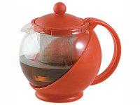 Заварочный чайник с ситом.