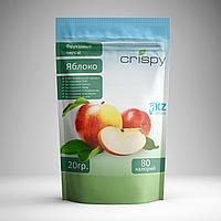 Дизайн упаковки яблочных чипсов, фото 1