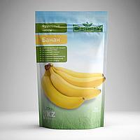 Дизайн упаковки банановых чипсов, фото 1