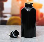 """Набор бутылка для воды 400 мл, полотенце """"Ты можешь все"""", фото 3"""