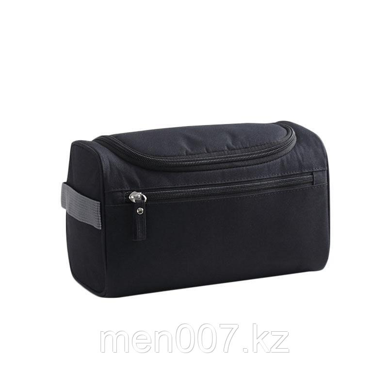 Дорожная сумка - косметичка черного цвета