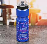 """Набор """"Делай кардио"""", бутылка для воды 800 мл, повязка для волос 2шт., блокнот , фото 4"""