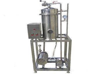 Дезодоратор молока до 10000 л/ч