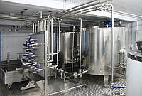 Минизавод для переработки молока на 500 л/смену, 3 в 1