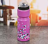 """Набор """"Треугольники"""", бутылка для воды 800 мл, повязка для волос 2шт., блокнот , фото 4"""