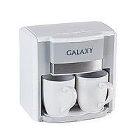 Кофеварка электрическая GALAXY GL 0708 (черная), фото 6