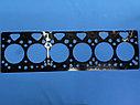 Прокладка ГБЦ (головки блока цилиндров) T3681H208B Perkins/Phaser 160 металл, фото 2