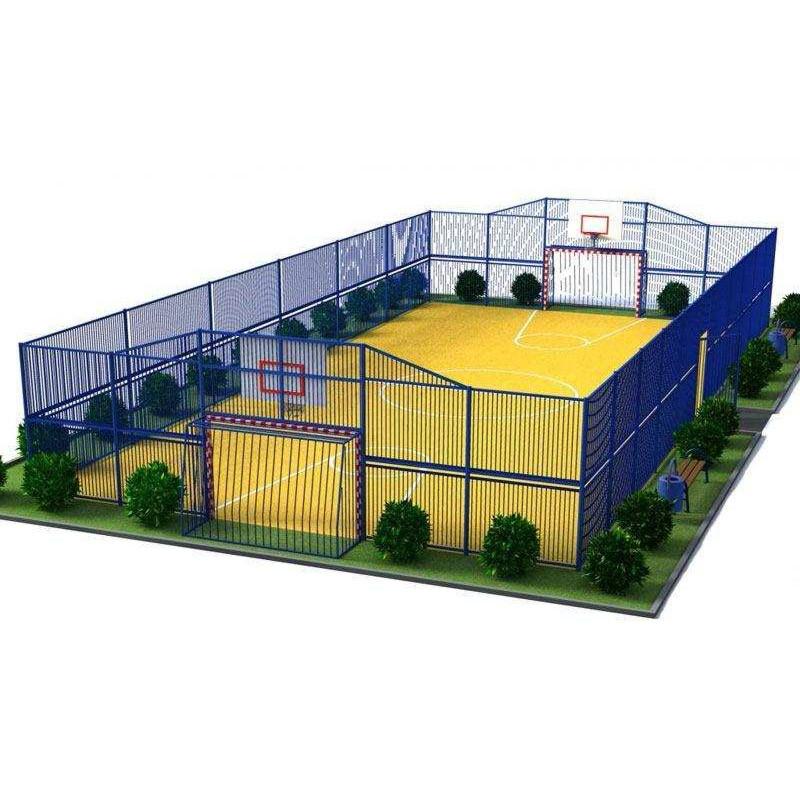 Спортивная площадка СКС 081