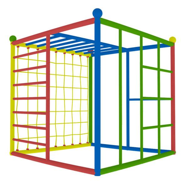 Тренажер Чудо-куб СКС 016