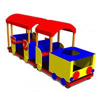 Игровой макет Веселый паровозик СКИ 125