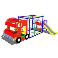 Игровой макет Пожарная машина СКИ 070