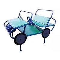 Игровой макет Джип СКИ 068