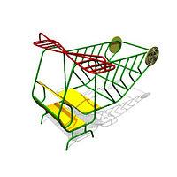 Игровой макет Вертолет СКИ 072