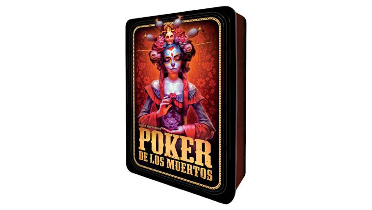 Настольная игра: Покер мертвецов