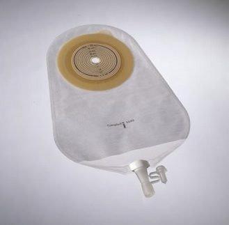 Уроприемник Coloplast Altema однокомпонентный дренирем прозрачный с отверстием 10-55мм, фото 2