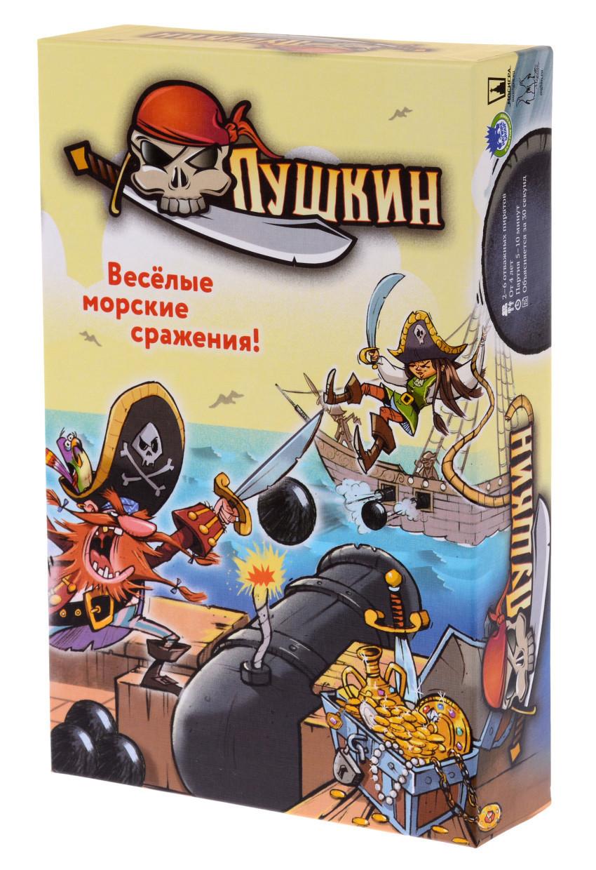 Настольная игра: Пушкин