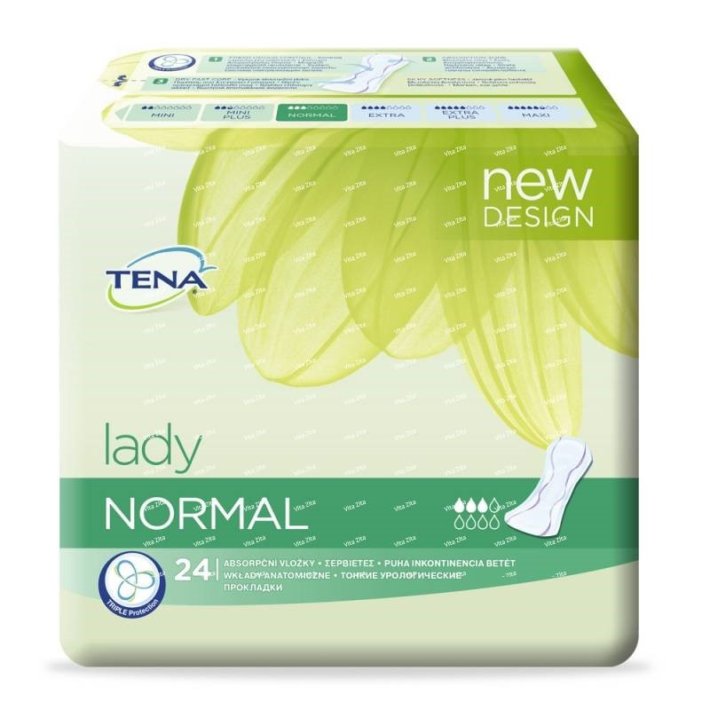 Прокладки Tena Lady Normal 24 шт