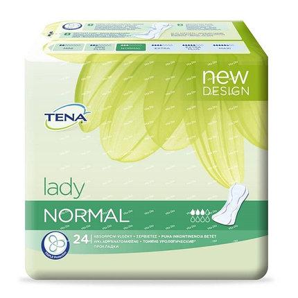 Прокладки Tena Lady Normal 24 шт, фото 2