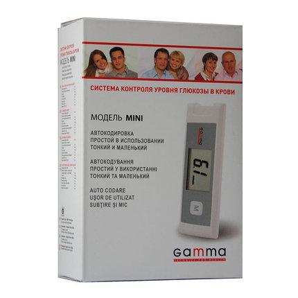 Система контроля уровня глюкозы в крови GAMMA:MINI, фото 2