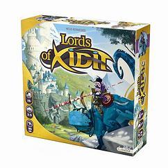 Настольная игра Lords of Xidit