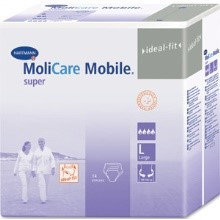 MoliCare Mobile-трусы при недержании L 14шт