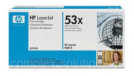 Картридж HP Europe Q7553X [Q7553X]   [оригинал]