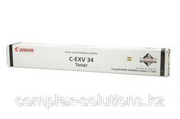 Тонер картридж CANON CEXV34 B/IRAC20X0 [3782B002] | [оригинал]