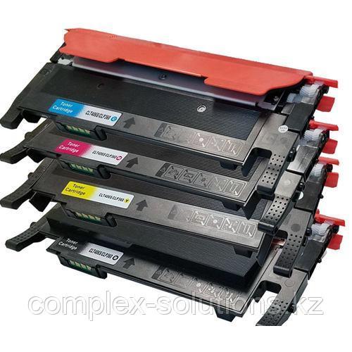 Картридж SAMSUNG CLT-C406S Euro Print   [качественный дубликат]
