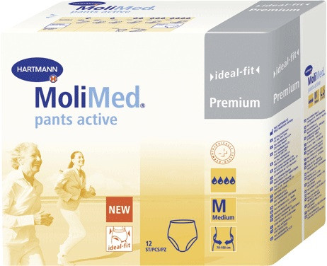Трусики MOLIMED Pants Active, M