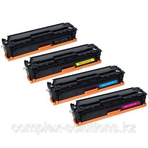 Картридж H-P CE410X (№305X) Black Euro Print | [качественный дубликат]