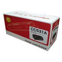Картридж HP CC531A Cyan Retech | [качественный дубликат]