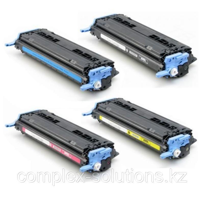 Картридж HP Q6003A | CANON 707 Magenta Retech | [качественный дубликат]